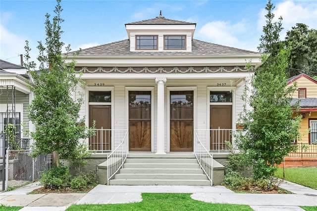 3437 Baronne Street, New Orleans, LA 70115 (MLS #2269800) :: Reese & Co. Real Estate