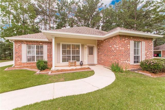 20062 Twin Oaks Drive, Hammond, LA 70403 (MLS #2269811) :: Amanda Miller Realty