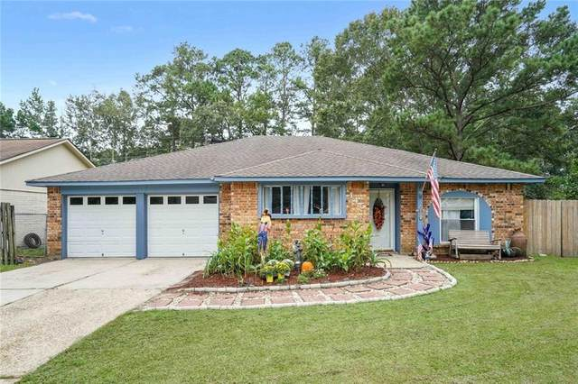 445 Ridgewood Drive, Mandeville, LA 70471 (MLS #2269823) :: Crescent City Living LLC