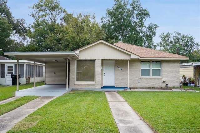 1019 Roosevelt Boulevard, Kenner, LA 70062 (MLS #2269845) :: Robin Realty
