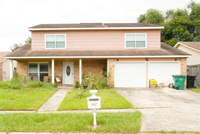 3812 Glenoak Drive, Harvey, LA 70058 (MLS #2269893) :: The Sibley Group