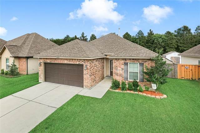 4476 Park Shore Drive, Marrero, LA 70072 (MLS #2269901) :: Crescent City Living LLC