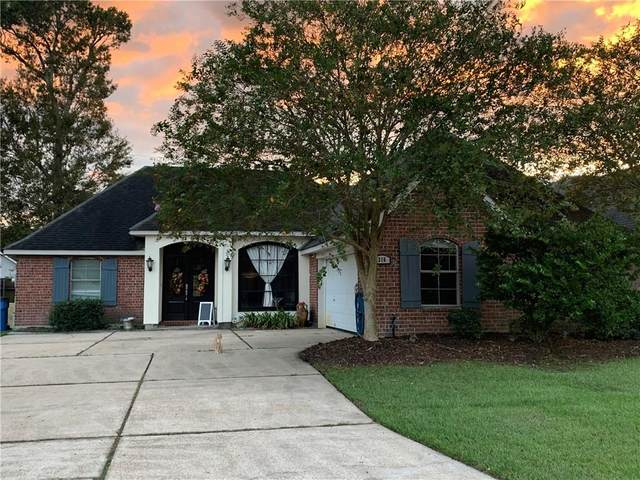 316 Madewood Drive, Destrehan, LA 70047 (MLS #2269902) :: Reese & Co. Real Estate