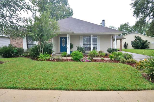 452 Longwood Drive, Destrehan, LA 70047 (MLS #2269918) :: Turner Real Estate Group