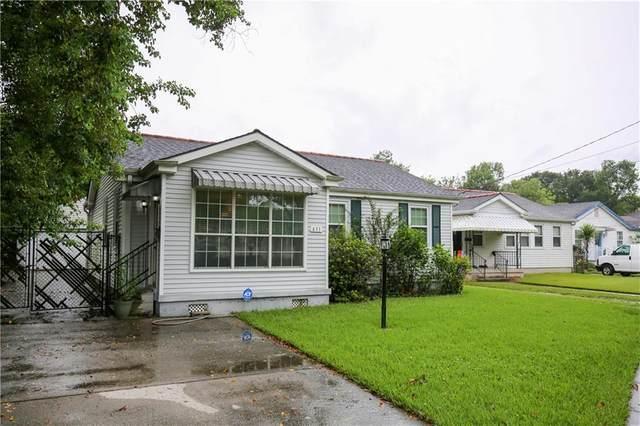 631 Hyman Drive, Jefferson, LA 70121 (MLS #2269938) :: Watermark Realty LLC