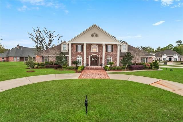 1281 Bluff Drive, Slidell, LA 70461 (MLS #2269993) :: The Sibley Group