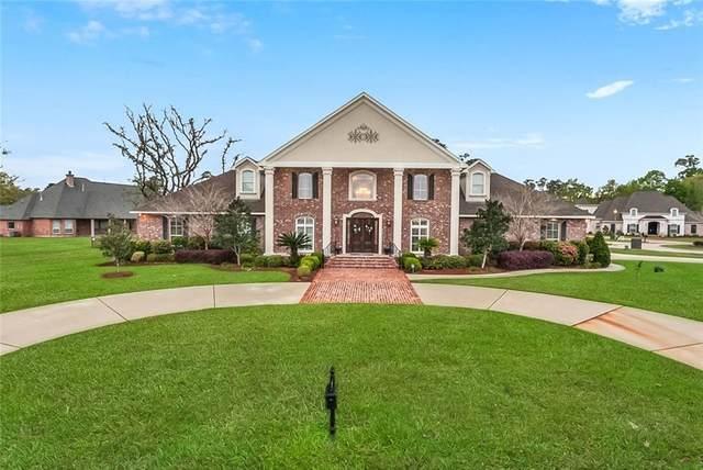 1281 Bluff Drive, Slidell, LA 70461 (MLS #2269993) :: Reese & Co. Real Estate