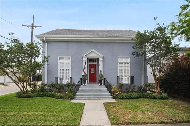 4037 Vincennes Place, New Orleans, LA 70125 (MLS #2270070) :: Crescent City Living LLC