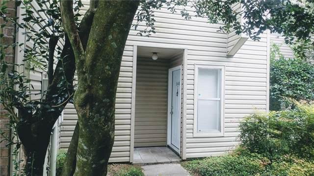 165 Sandra Del Mar Drive 13-6, Mandeville, LA 70448 (MLS #2270076) :: Turner Real Estate Group