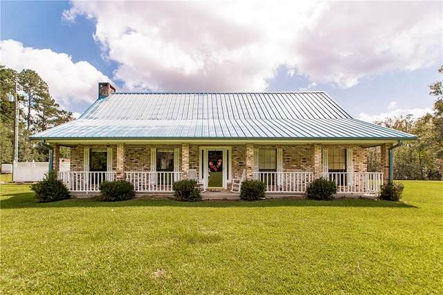 31288 Old Columbia Road, Angie, LA 70426 (MLS #2270120) :: Turner Real Estate Group