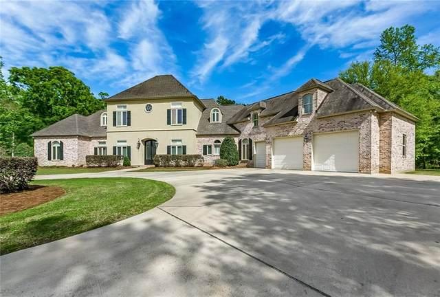 730 E Windermere Crossing, Madisonville, LA 70447 (MLS #2270375) :: Turner Real Estate Group