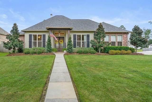 429 Cottonwood Creek Lane, Covington, LA 70433 (MLS #2270395) :: Reese & Co. Real Estate