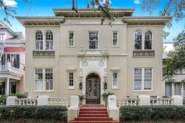 7014 St Charles Avenue H, New Orleans, LA 70118 (MLS #2270415) :: The Sibley Group