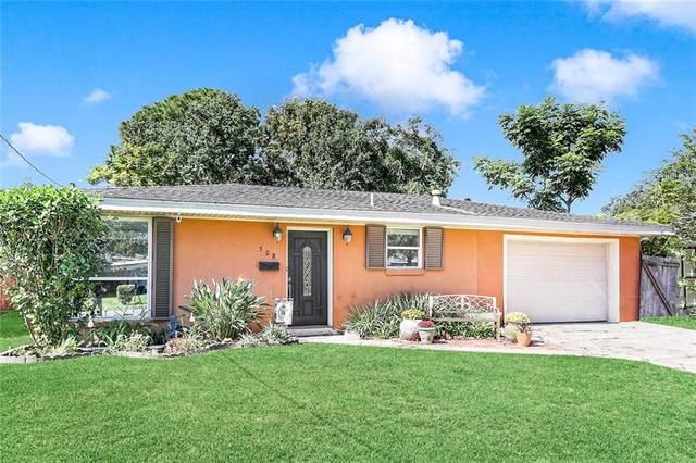 508 Gordon Avenue, Harahan, LA 70123 (MLS #2270435) :: Robin Realty