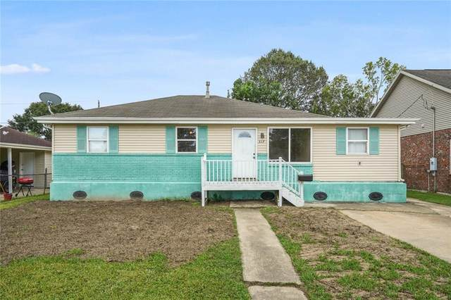 317 W Loyola Drive, Kenner, LA 70065 (MLS #2270465) :: Turner Real Estate Group