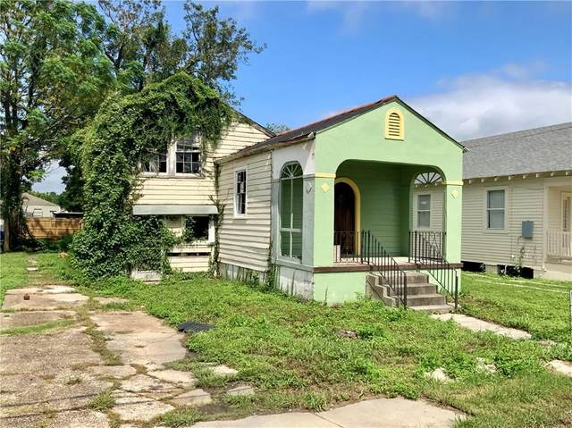 2920 Hollygrove Street, New Orleans, LA 70118 (MLS #2270506) :: The Sibley Group
