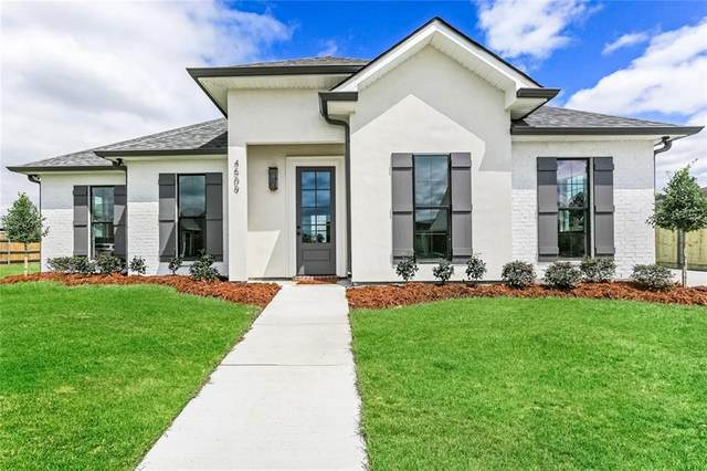 4509 Ehrhard Drive, Meraux, LA 70075 (MLS #2270576) :: Reese & Co. Real Estate