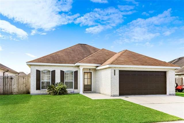 2633 Sand Bar Lane, Marrero, LA 70072 (MLS #2270583) :: Crescent City Living LLC