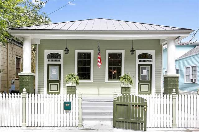 613 Belleville Street, New Orleans, LA 70114 (MLS #2270586) :: Reese & Co. Real Estate