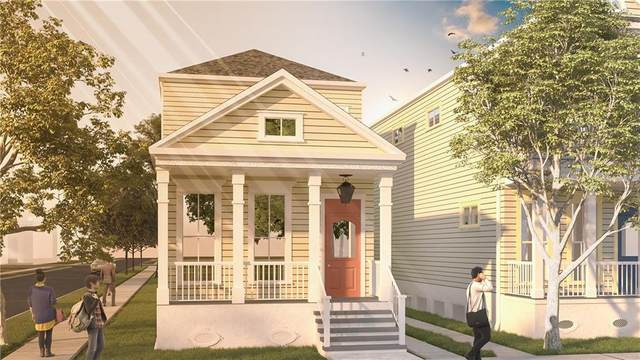 510 Second Street, New Orleans, LA 70130 (MLS #2270614) :: The Sibley Group