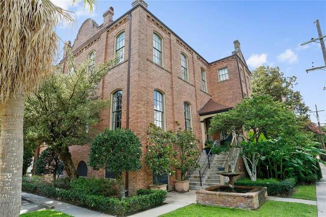 4843 Chestnut Street #4843, New Orleans, LA 70115 (MLS #2270649) :: The Sibley Group