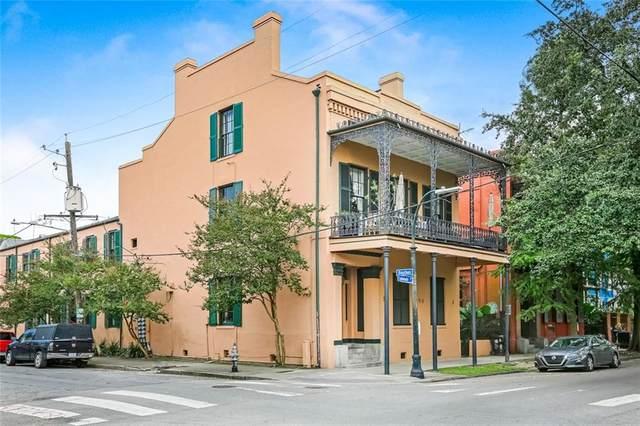 741 Esplanade Avenue #1, New Orleans, LA 70116 (MLS #2270657) :: The Sibley Group