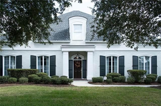 207 Forest Oaks Drive, New Orleans, LA 70131 (MLS #2270762) :: Robin Realty