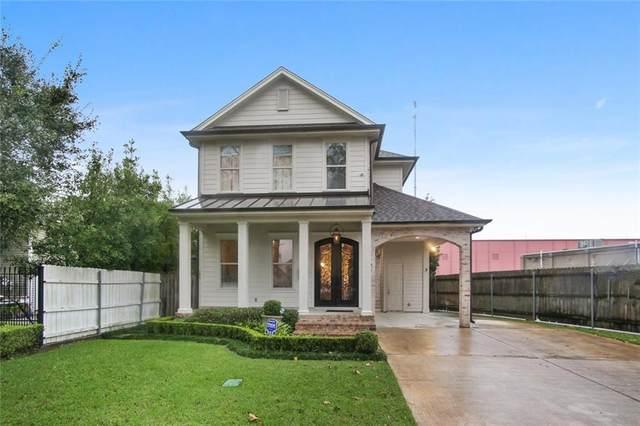 809 Bath Avenue, Metairie, LA 70001 (MLS #2270763) :: Watermark Realty LLC