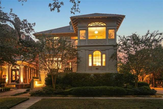 1734 Palmer Avenue, New Orleans, LA 70118 (MLS #2270793) :: The Sibley Group