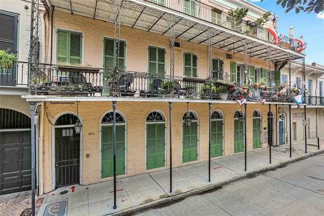 511 Governor Nicholls Street F, New Orleans, LA 70116 (MLS #2270867) :: The Sibley Group