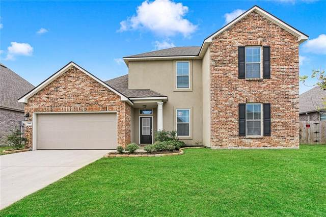 446 W Lake Drive, Slidell, LA 70461 (MLS #2270884) :: The Sibley Group