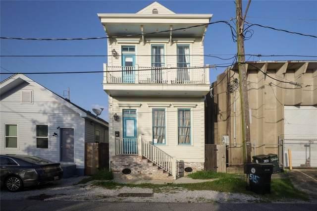 515 General Taylor Street, New Orleans, LA 70115 (MLS #2270956) :: Turner Real Estate Group