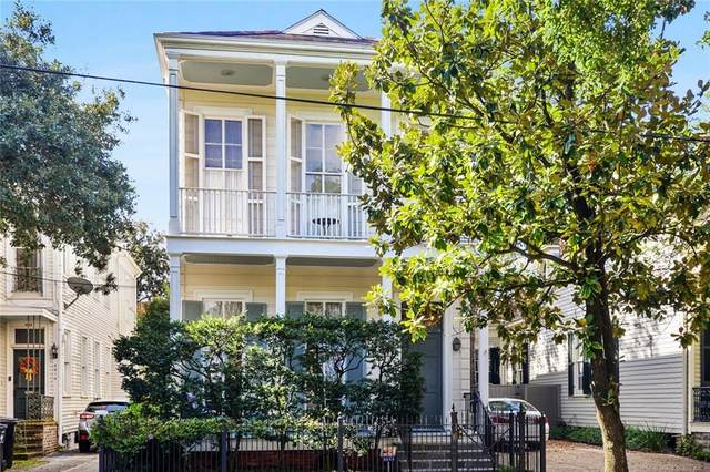 4616 Prytania Street, New Orleans, LA 70115 (MLS #2271028) :: The Sibley Group
