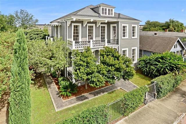2237 Constance Street, New Orleans, LA 70130 (MLS #2271057) :: Reese & Co. Real Estate