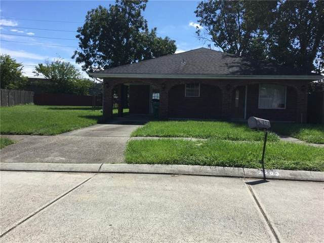 2203 Creely Drive, Chalmette, LA 70043 (MLS #2271098) :: The Sibley Group
