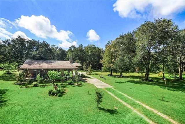59434 Durnin Drive, Lacombe, LA 70445 (MLS #2271104) :: Reese & Co. Real Estate