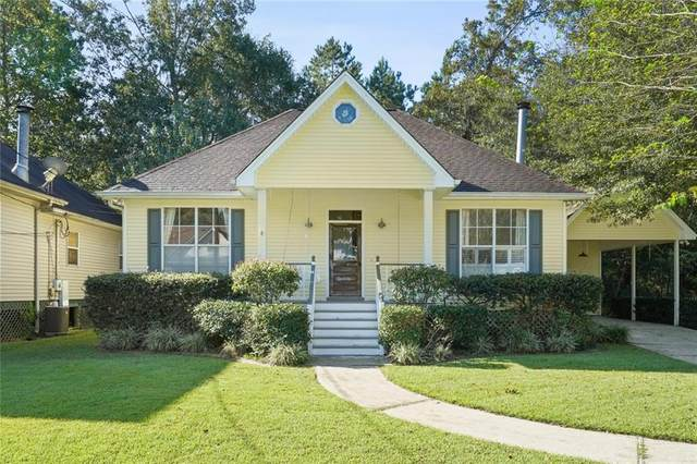 116 Woods Drive, Madisonville, LA 70447 (MLS #2271116) :: Reese & Co. Real Estate