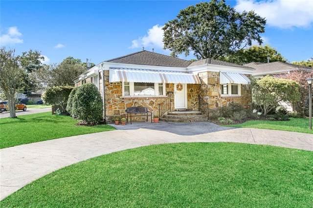 530 Hyman Drive, Jefferson, LA 70121 (MLS #2271135) :: Turner Real Estate Group