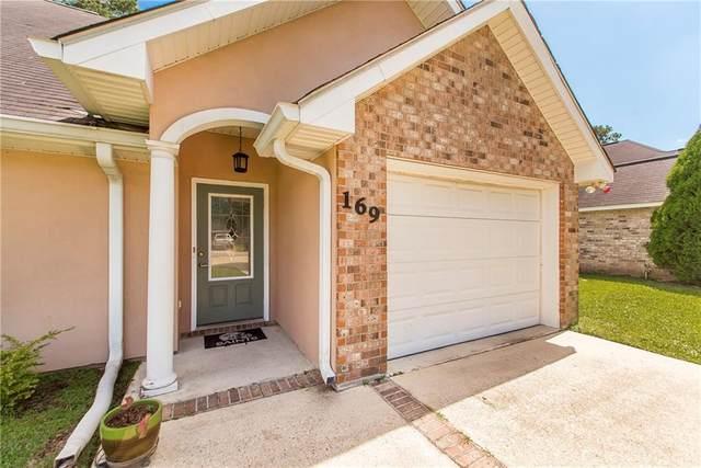 169 Southgate Drive, Ponchatoula, LA 70454 (MLS #2271139) :: Turner Real Estate Group