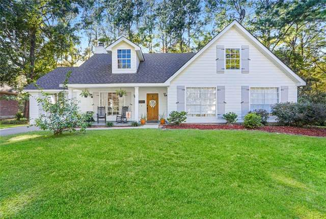 36 Courtney Drive, Covington, LA 70433 (MLS #2271148) :: Turner Real Estate Group