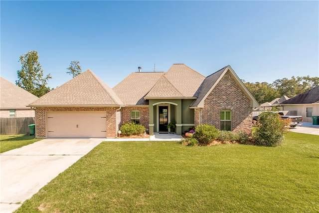 39218 Twin Lakes Boulevard, Ponchatoula, LA 70454 (MLS #2271155) :: Turner Real Estate Group