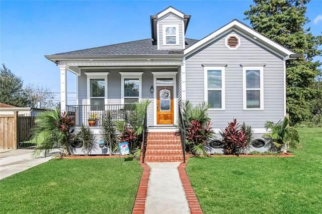 84 Packenham Avenue, Chalmette, LA 70043 (MLS #2271162) :: Reese & Co. Real Estate