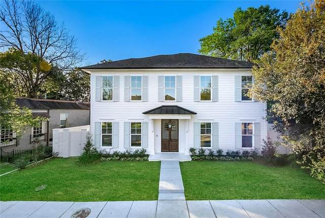 100 Wood Avenue, Metairie, LA 70005 (MLS #2271186) :: The Sibley Group