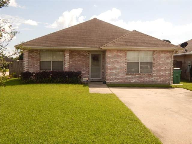 3725 Eastview Drive, Harvey, LA 70058 (MLS #2271205) :: Robin Realty
