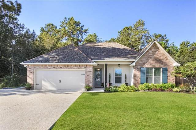 116 S Verona Drive, Covington, LA 70433 (MLS #2271275) :: Turner Real Estate Group
