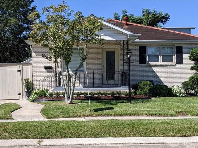 320 Pasadena Avenue, Metairie, LA 70001 (MLS #2271397) :: Parkway Realty