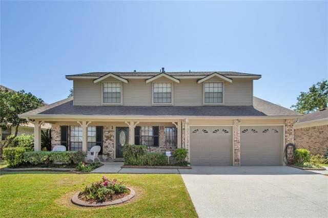 2111 Colombo Drive, Harvey, LA 70058 (MLS #2271417) :: Reese & Co. Real Estate