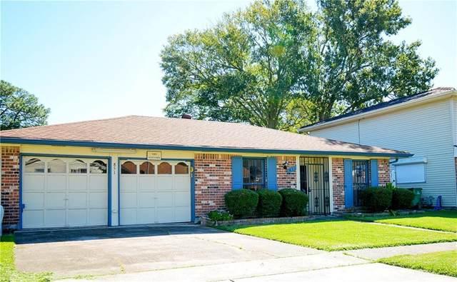 851 Bellemeade Boulevard, Gretna, LA 70056 (MLS #2271428) :: Robin Realty