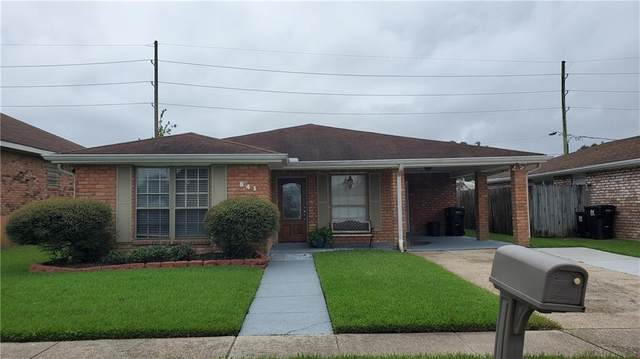 841 Ronson Drive, Kenner, LA 70065 (MLS #2271438) :: The Sibley Group