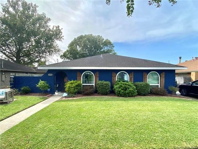 1408 Houma Boulevard, Metairie, LA 70001 (MLS #2271453) :: Reese & Co. Real Estate